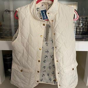 NWT vest size L!